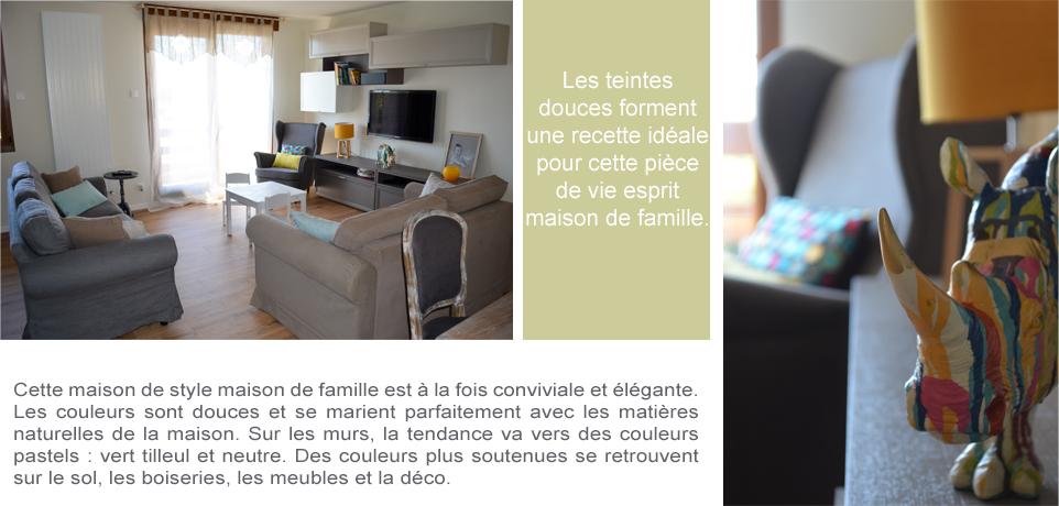 Maison De Famille Happy Family Deco